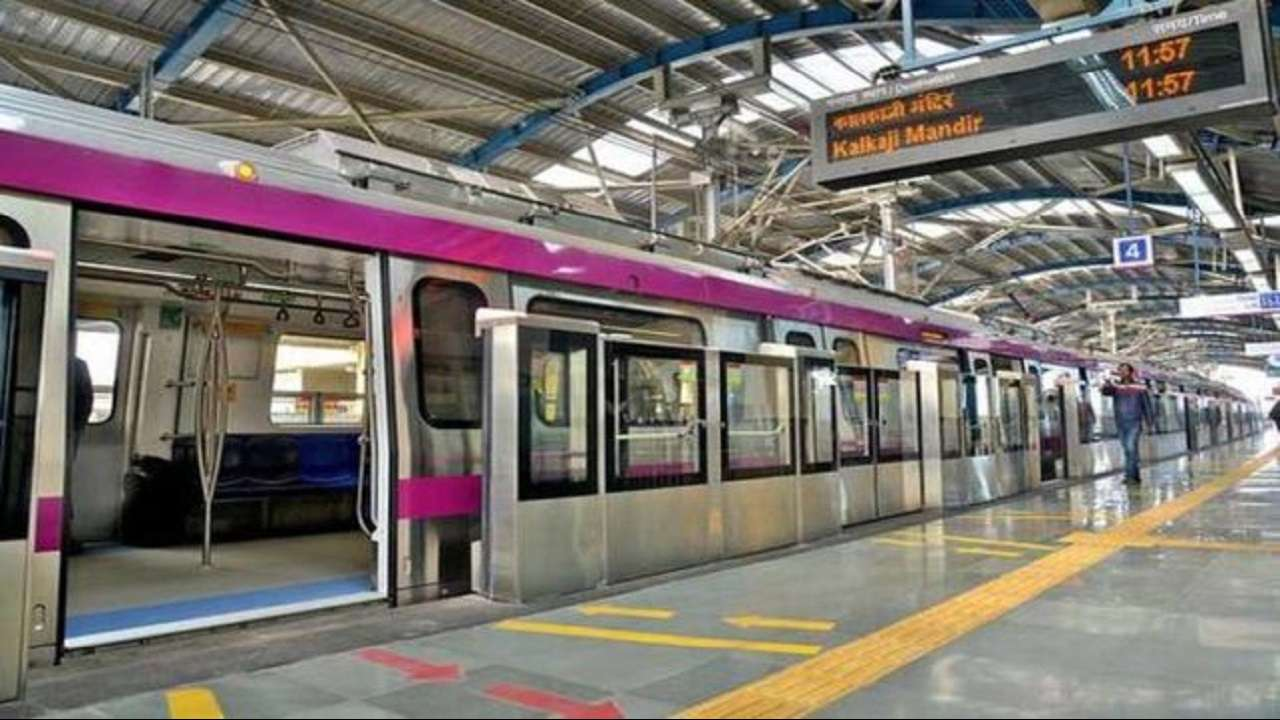 Delhi Metro to limit announcements on Magenta Line, Here's why