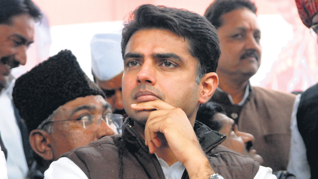 PCC chief Sachin Pilot to attend Harvard India Conference