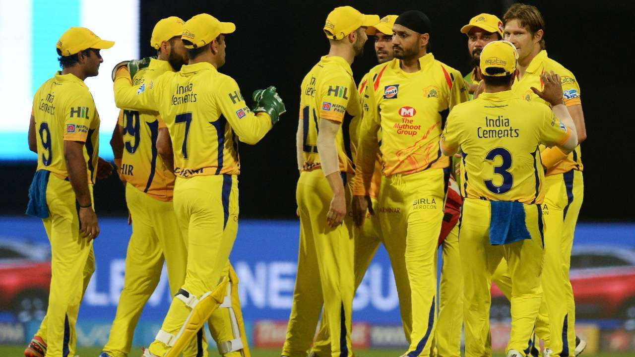 IPL 2019: Schedule for Chennai Super Kings (CSK) from 23 March to 5 April