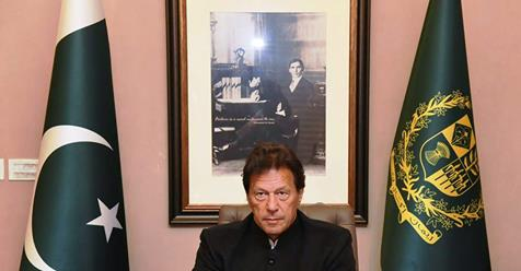 'Don't mess with my country', says Pak PM Imran Khan on Facebook page