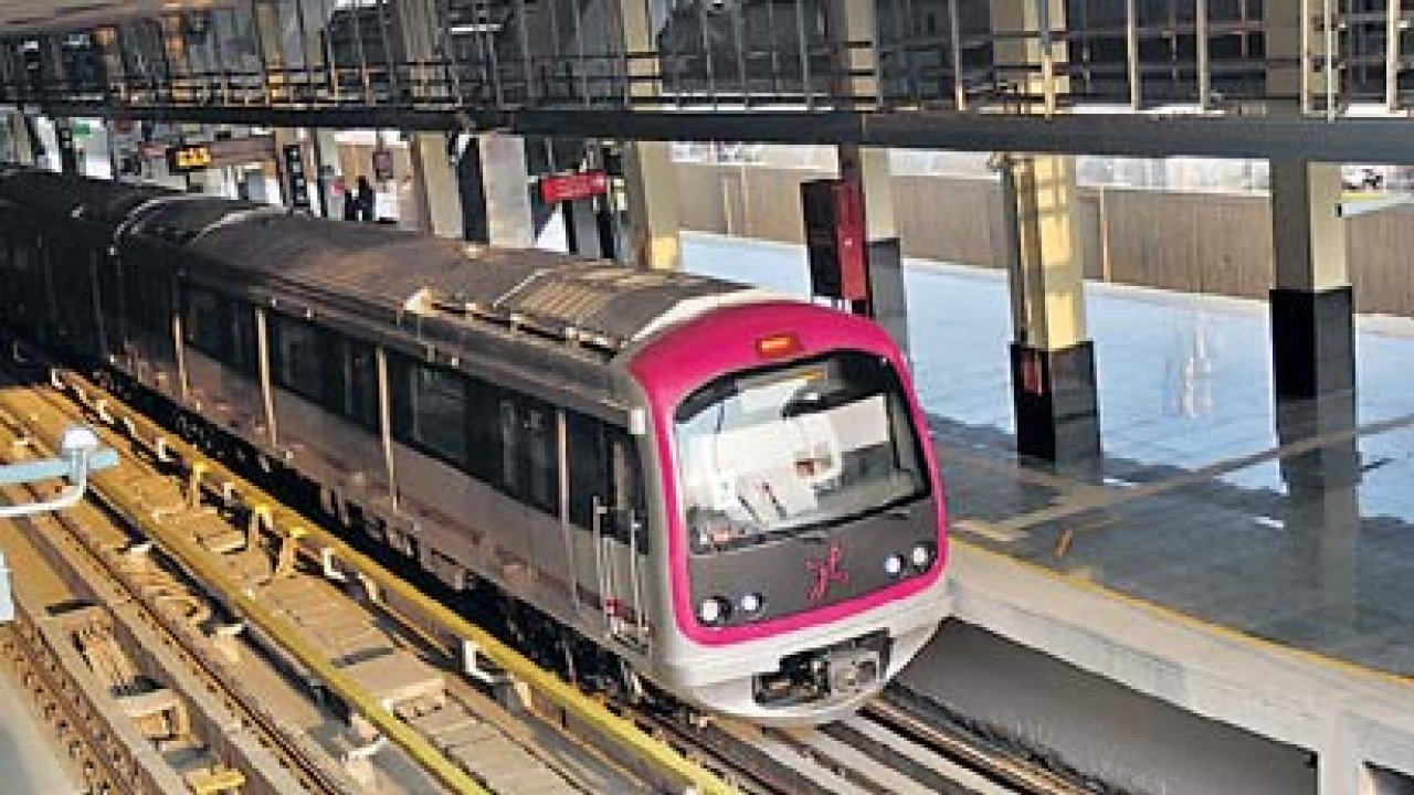 Bengaluru Metro Phase II: Alstom to provide electrification for 33 km extension