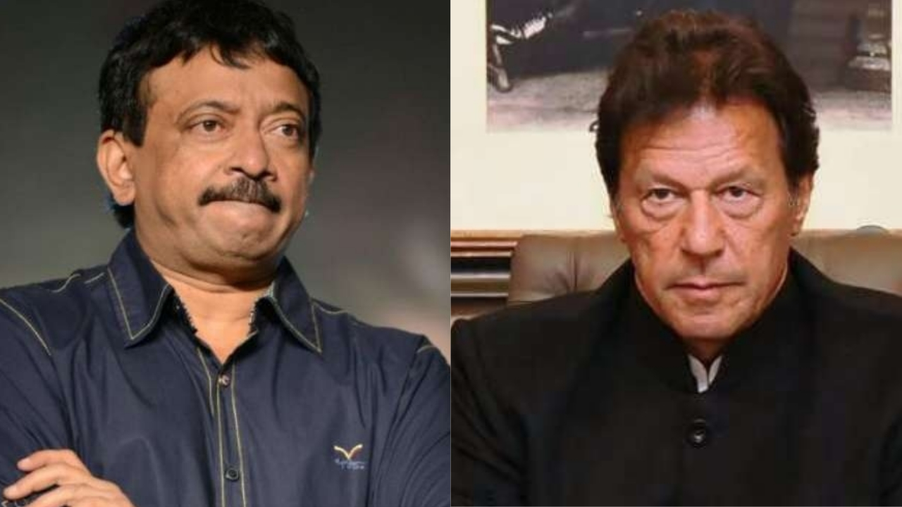 If dialogue could resolve problems, why 3 marriages?: Ram Gopal Varma's googly at Pak PM Imran Khan