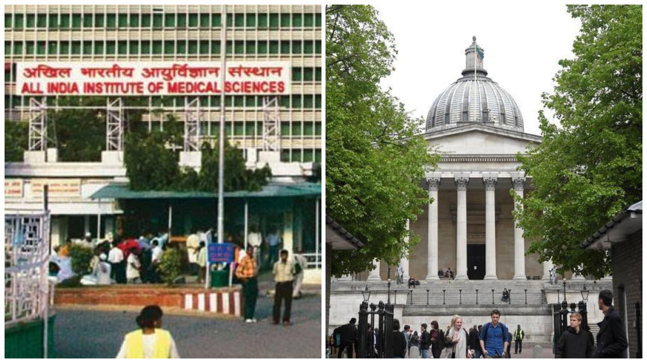 AIIMS signs Mou with University College London for research partnership, student exchange program