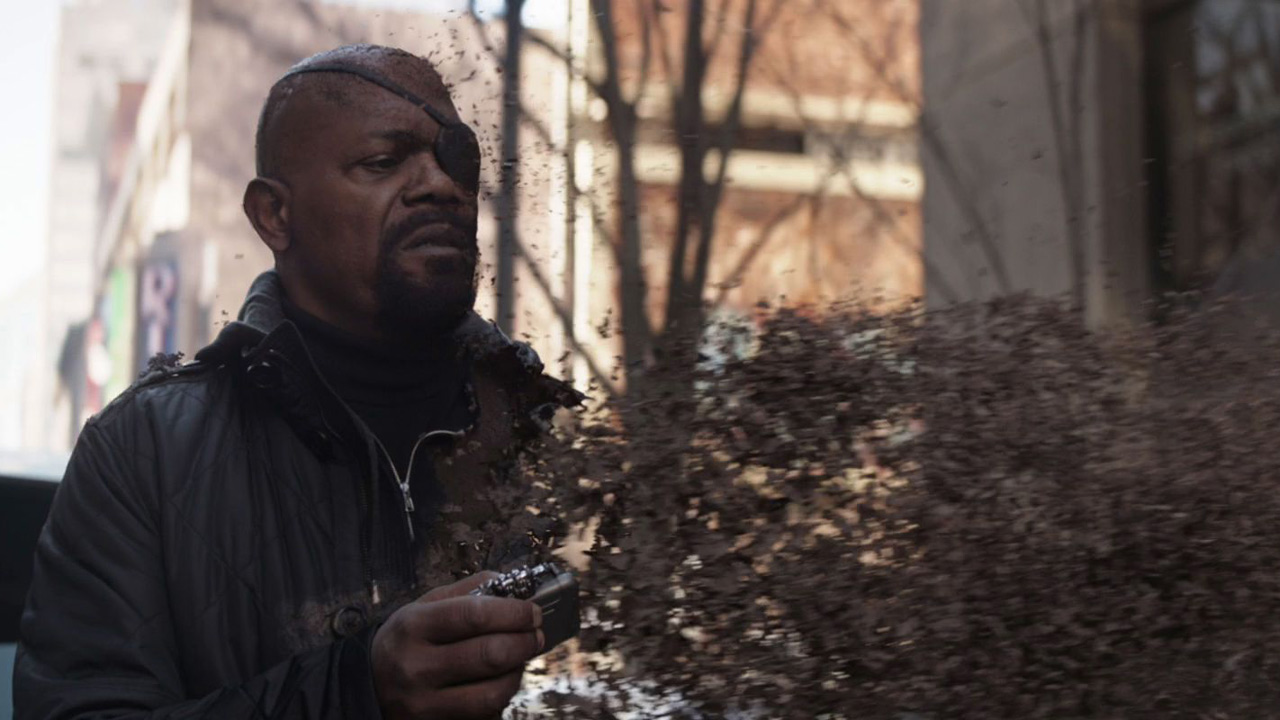 Why didn't Nick Fury use unique pager before 'Avengers: Infinity War'? Kevin Feige answers