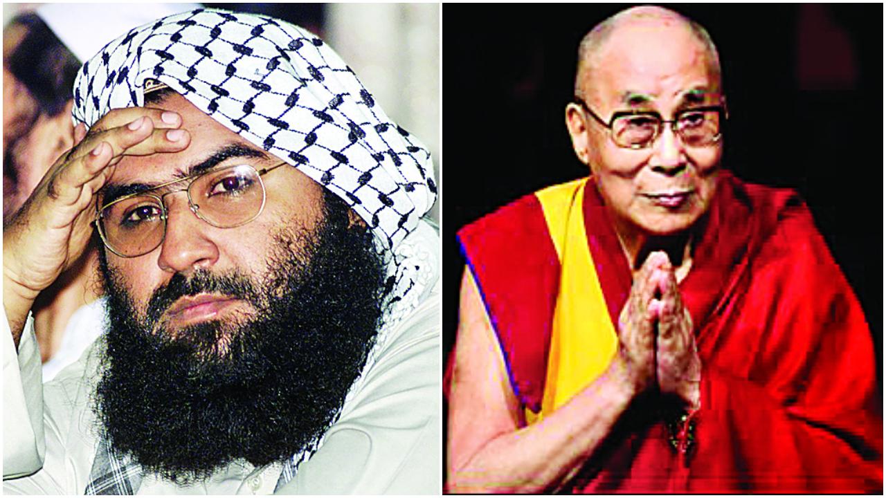 Pakistani journalist trolled for likening Masood Azhar to Dalai Lama