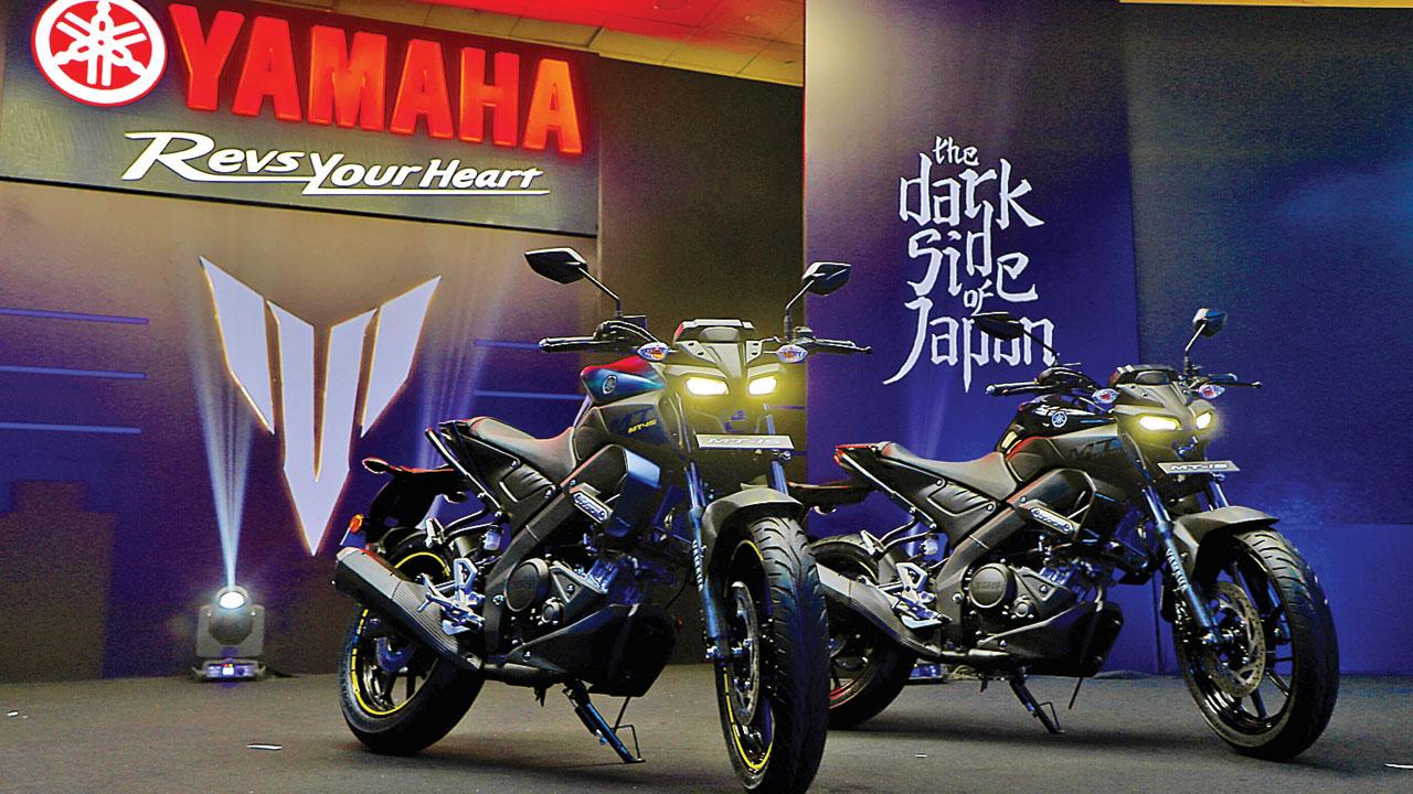 Yamaha bets big on premium bikes