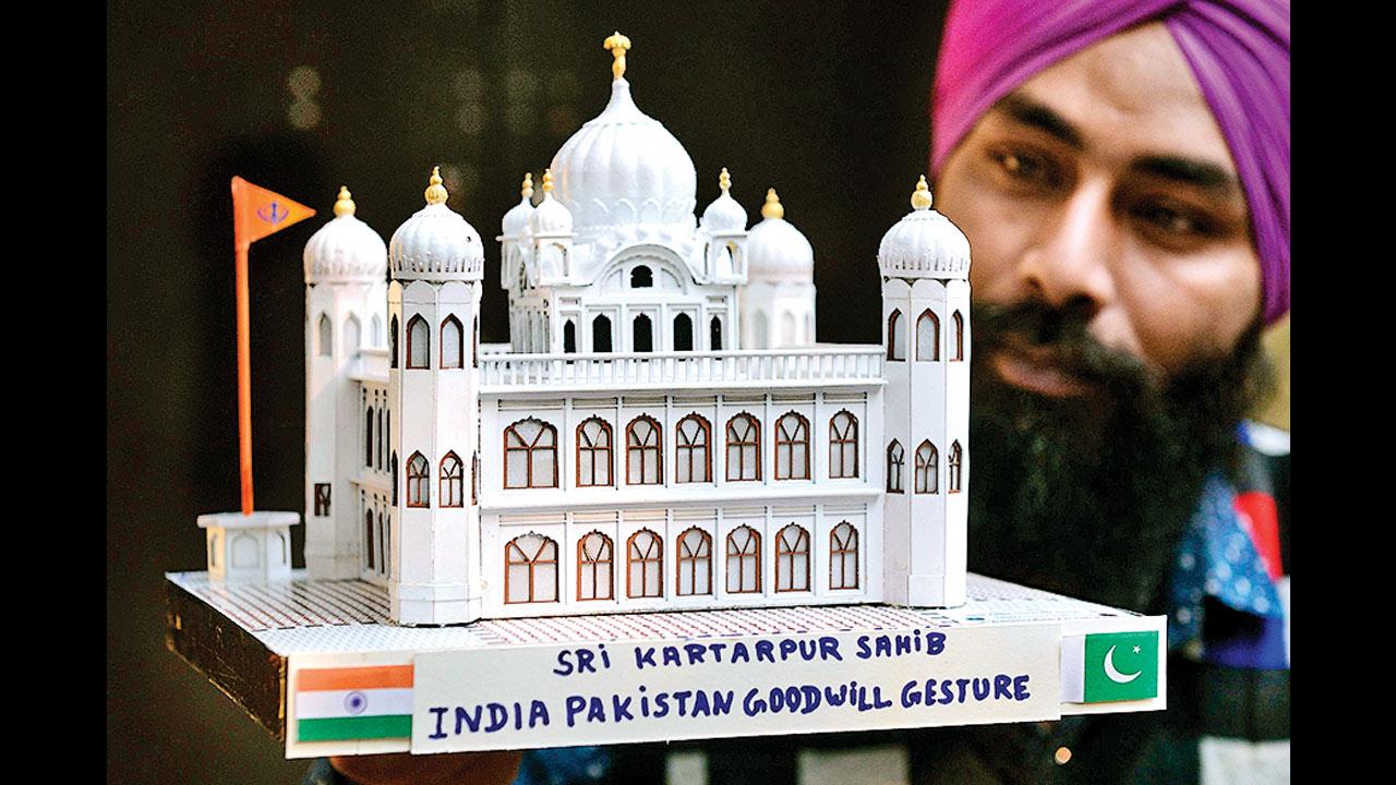 Kartarpur corridor talks 'very positive', says Pakistan