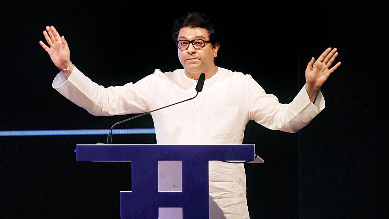 It's a fight between Modi-Shah & country: MNS chief Raj Thackeray