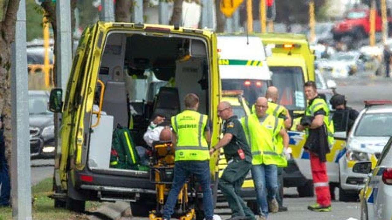 Mosque Attack: Facebook says no one flagged New Zealand shooting live stream