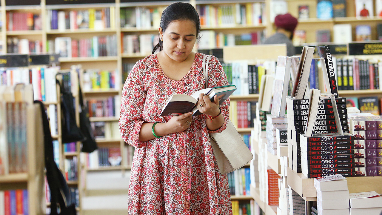 Can you choose the right book for your best friend?