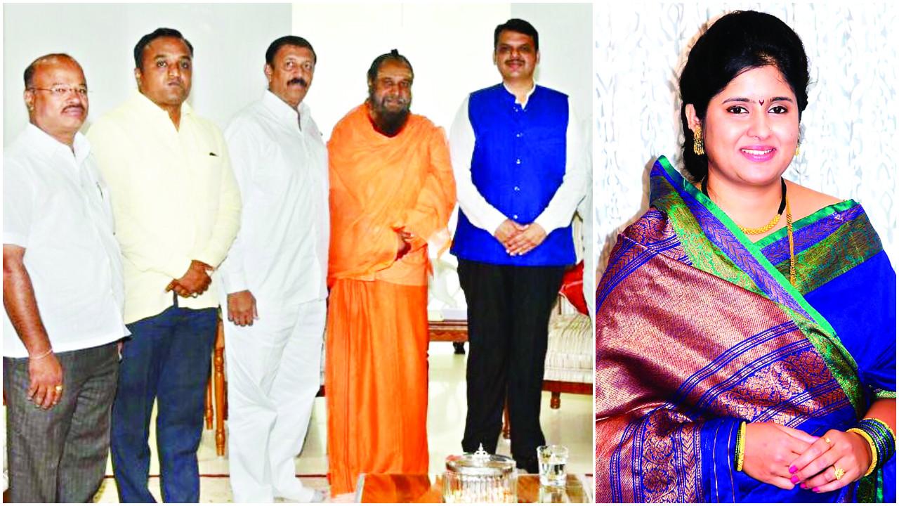 Maharashtra: It's Kanchan Kul vs Supriya Sule, Sushil Shinde vs Mahaswami