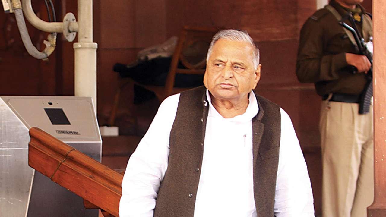 Lok Sabha Polls 2019: Mulayam Singh's name missing from list of 40 star campaigners of Samajwadi Party