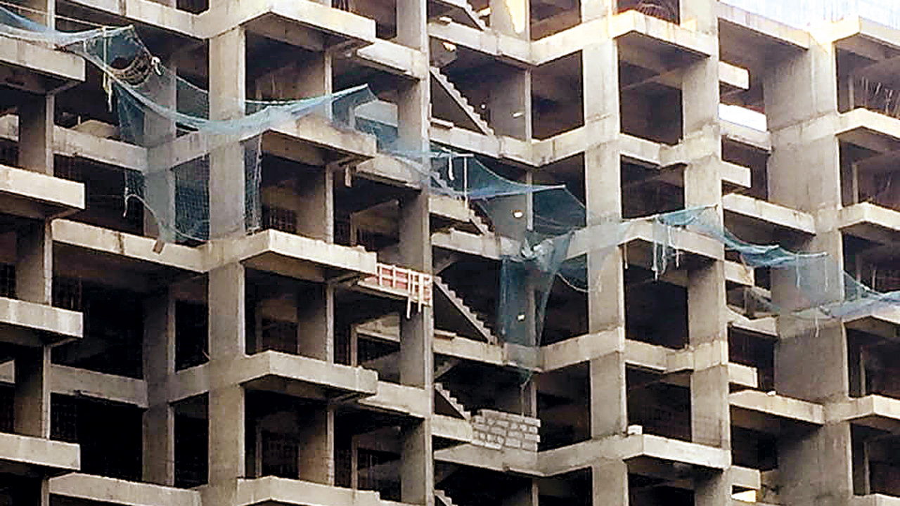 Delist attached properties of DSK Developers: MahaRERA to state government
