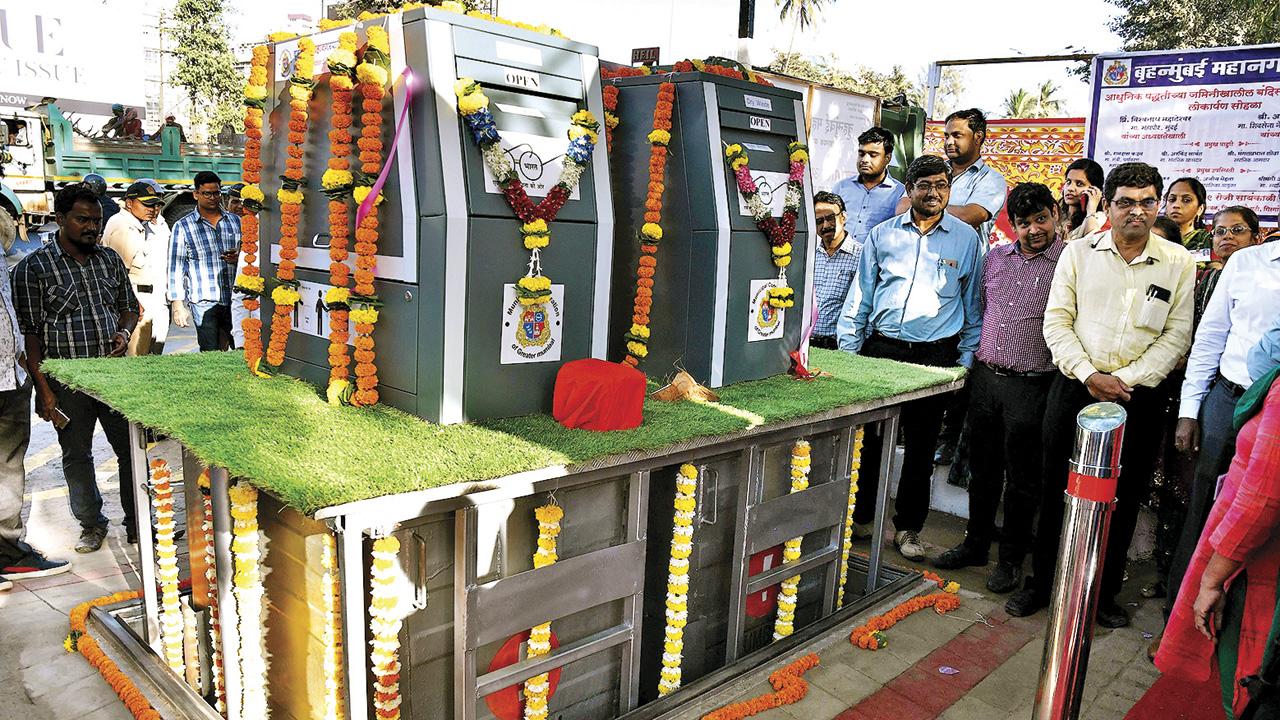 BMC to install underground bins across the Mumbai
