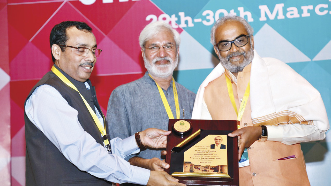 Ahmedabad: We need to realise start-up potential in villages, small cities'