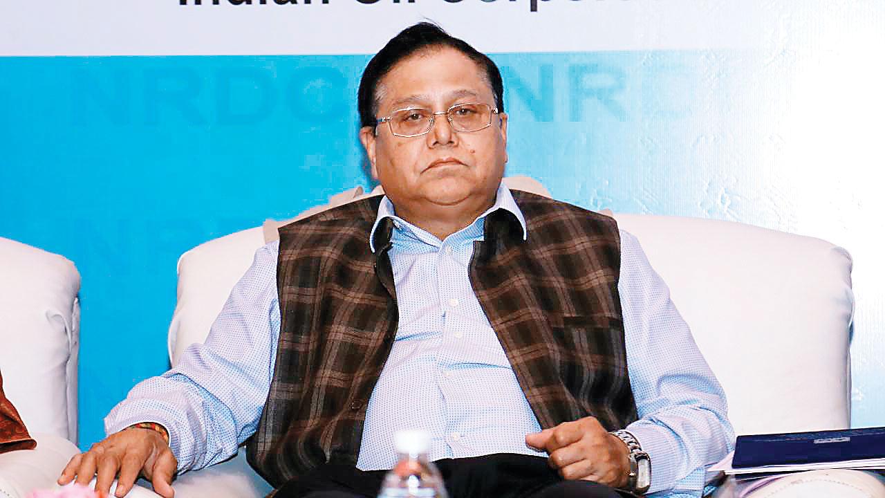 Demand to scrap NITI Ayog poll-itically motivated: V K Saraswat