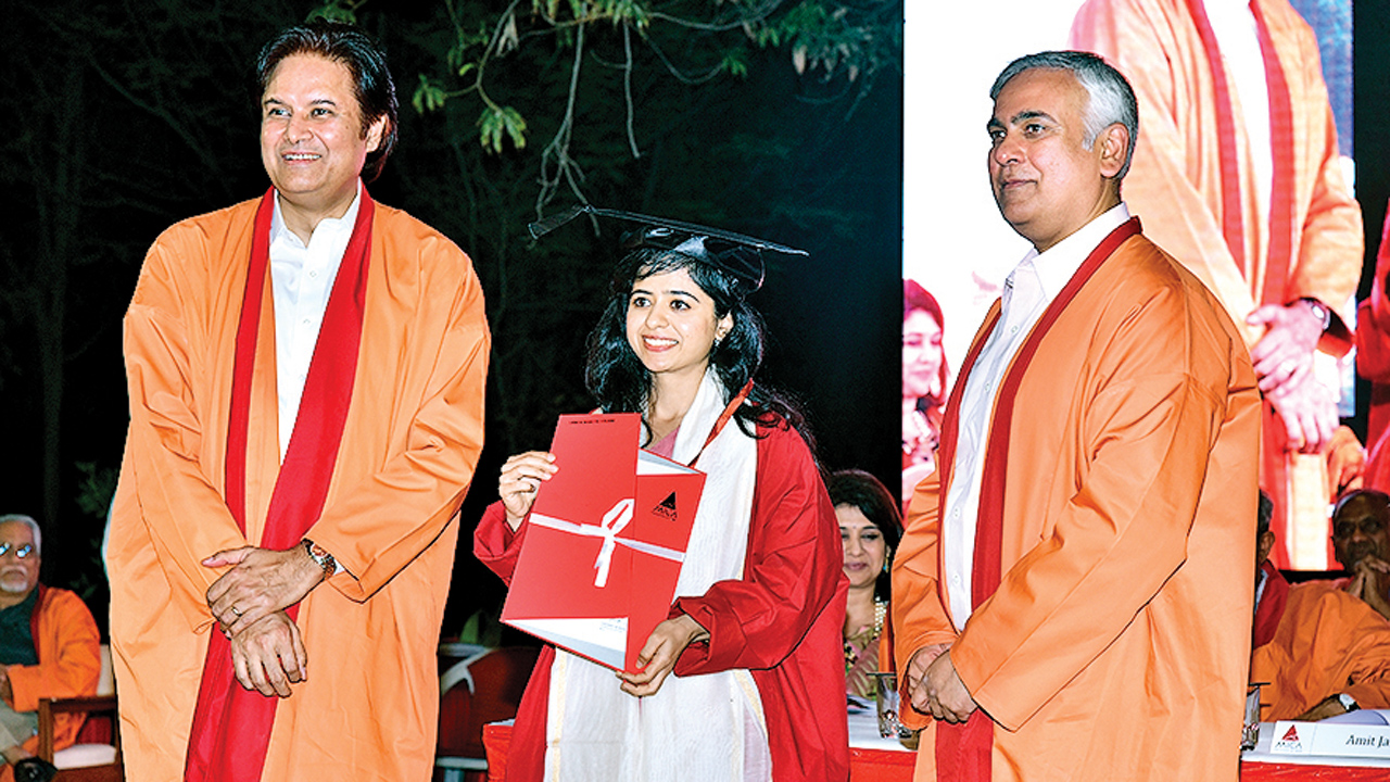 Ahmedabad: 236 students felicitated at MICA's 24th convocation ceremony