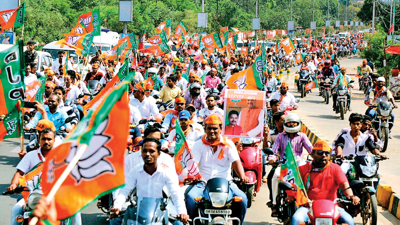 'Sairat' track to light up BJP campaign