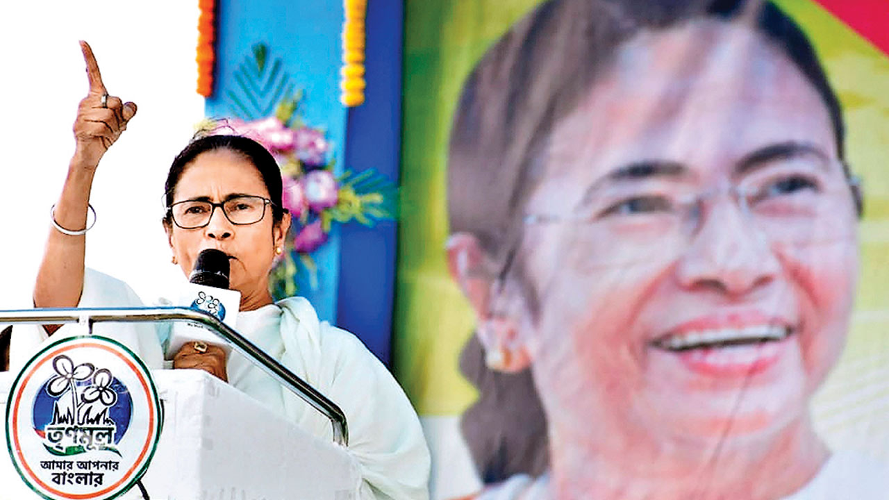 Now, Mamata Banerjee objects to no non-veg on Air India
