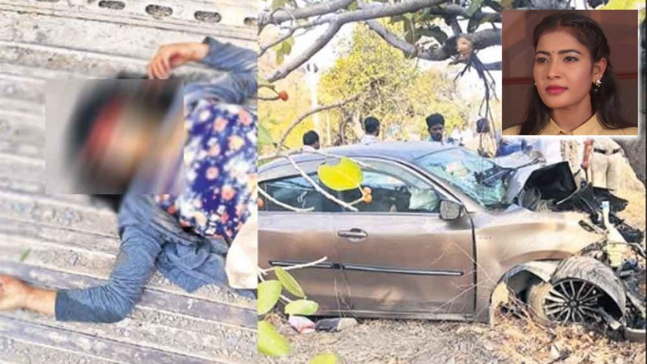 Shocking! Telugu TV actresses Bhargavi and Anusha Reddy killed in car accident