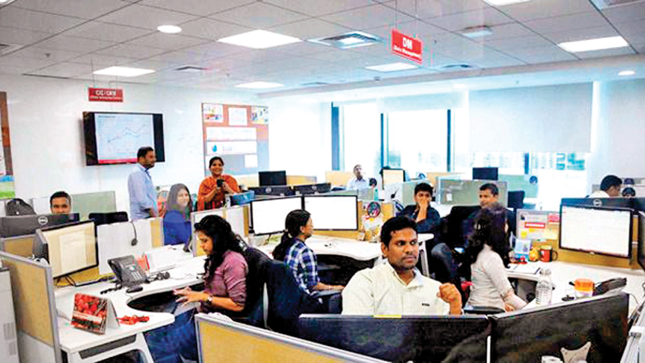 Office space leasing sees a moderate rise in Jan-Mar