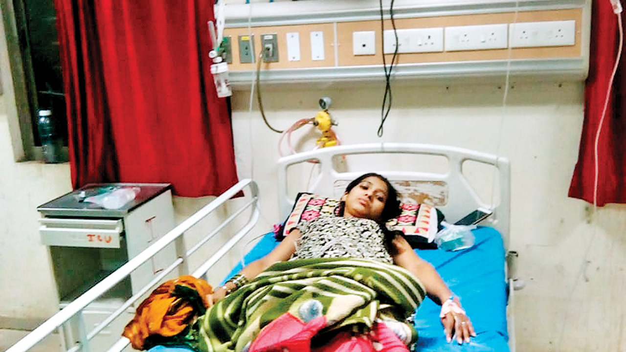 Ahmedabad: Woman in ICU after nurse gives wrong injection