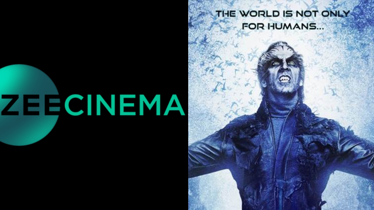 Rajinikanth-Akshay Kumar starrer '2.0' to premiere on Zee Cinema, latter shares his excitement
