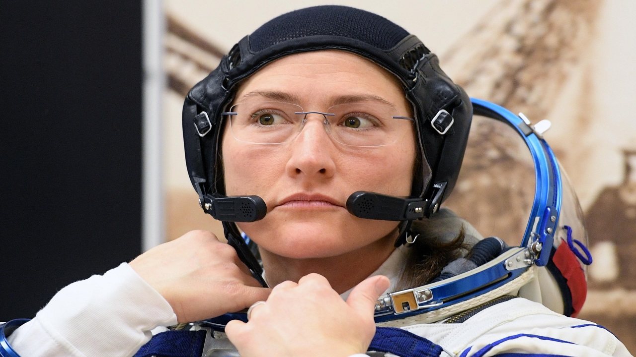 NASA astronaut Christina Koch to set record for longest single spaceflight by a woman