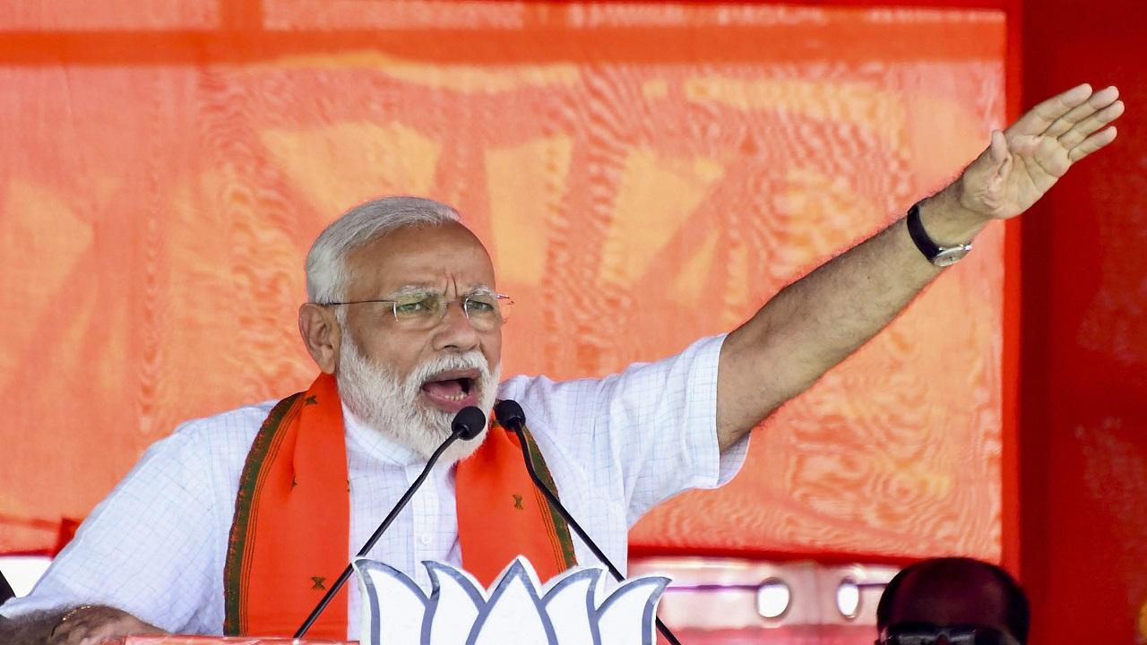 'Mayawati, Akhilesh Yadav's fake friendship will end on May 23': PM Modi's jibe at SP-BSP alliance