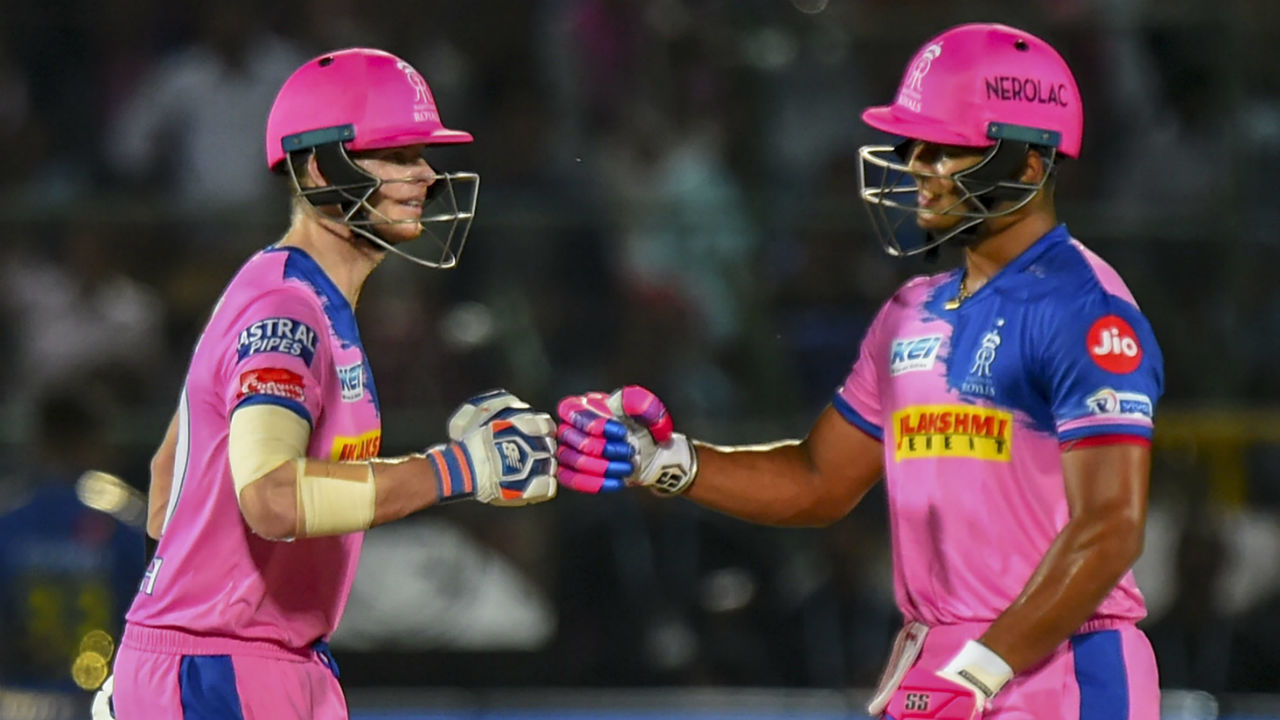 IPL 2019: Captain Steve Smith, young Riyan Parag power Rajasthan Royals to 5-wicket win over Mumbai Indians