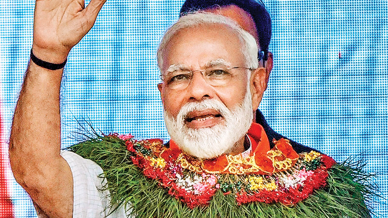 Just two rounds of polls over, but speed-breaker didi has lost sleep: PM Narendra Modi