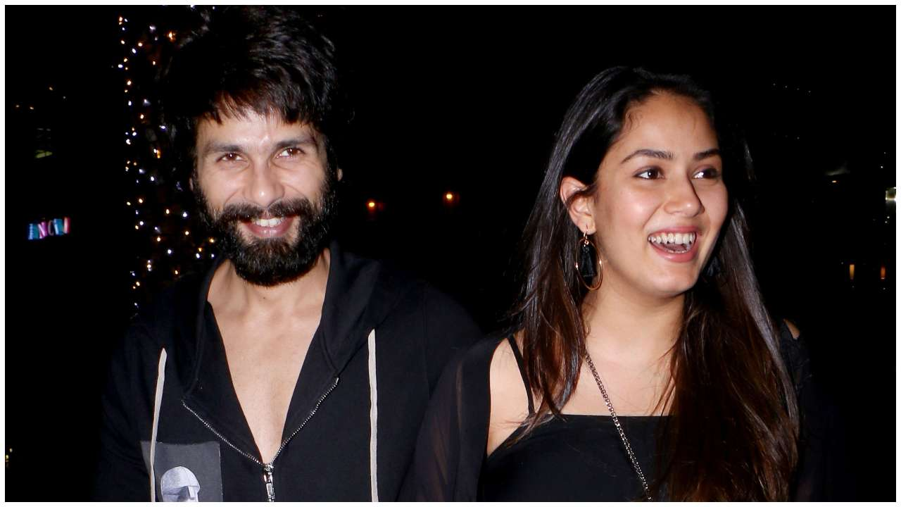 Shahid Kapoor is living it up with wifey Mira Rajput and friends in Europe!