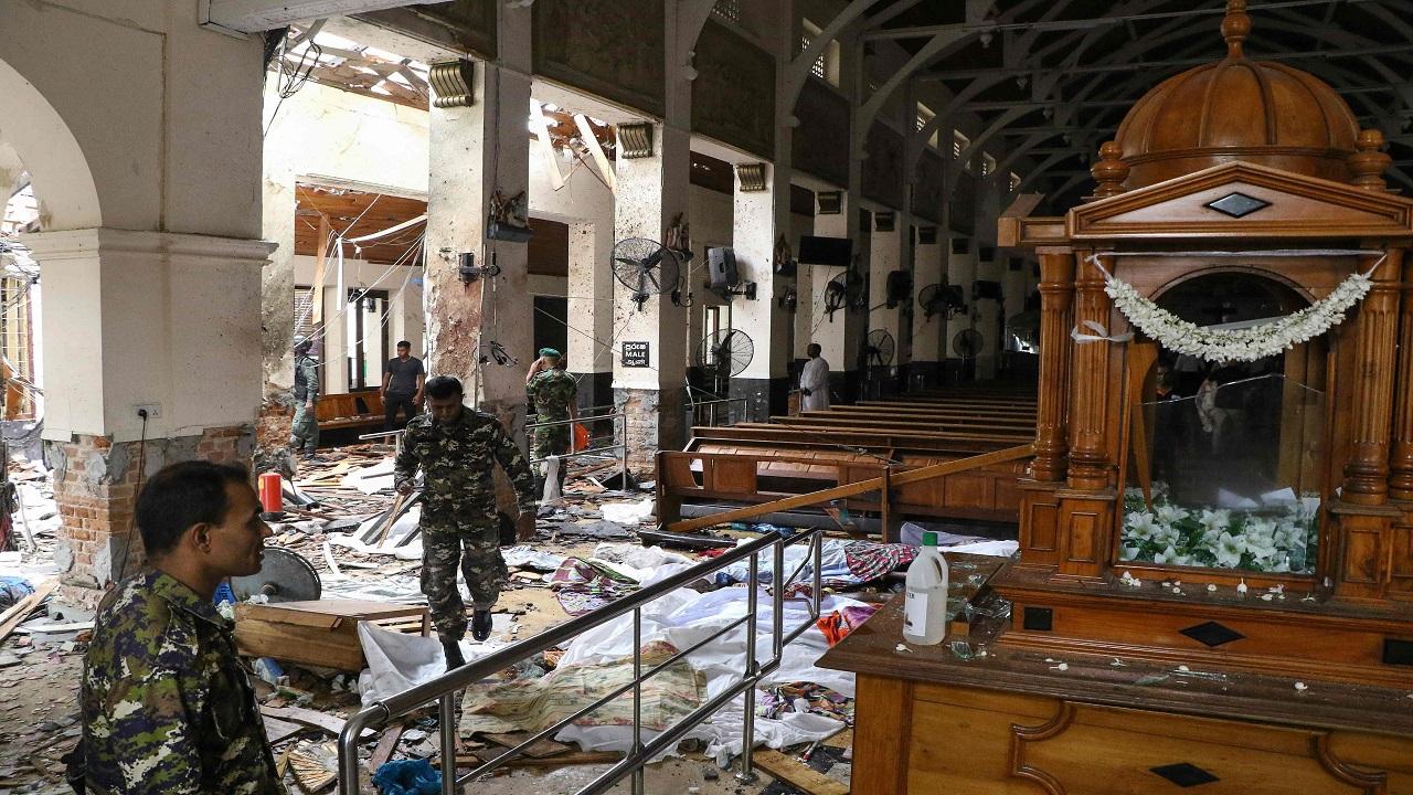 Sri Lanka's Easter Sunday bombings were 'Christchurch revenge': Minister