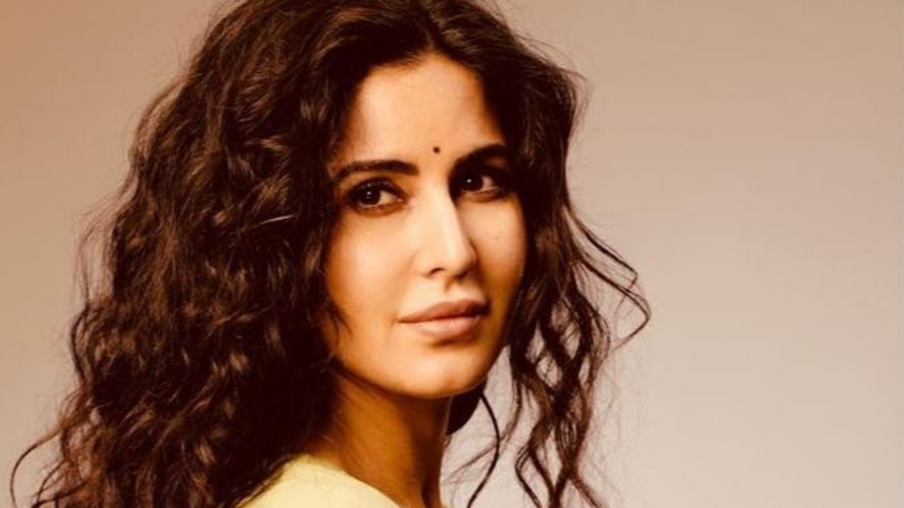Katrina Kaif: Had the most incredible time playing Kumud Raina in 'Bharat'