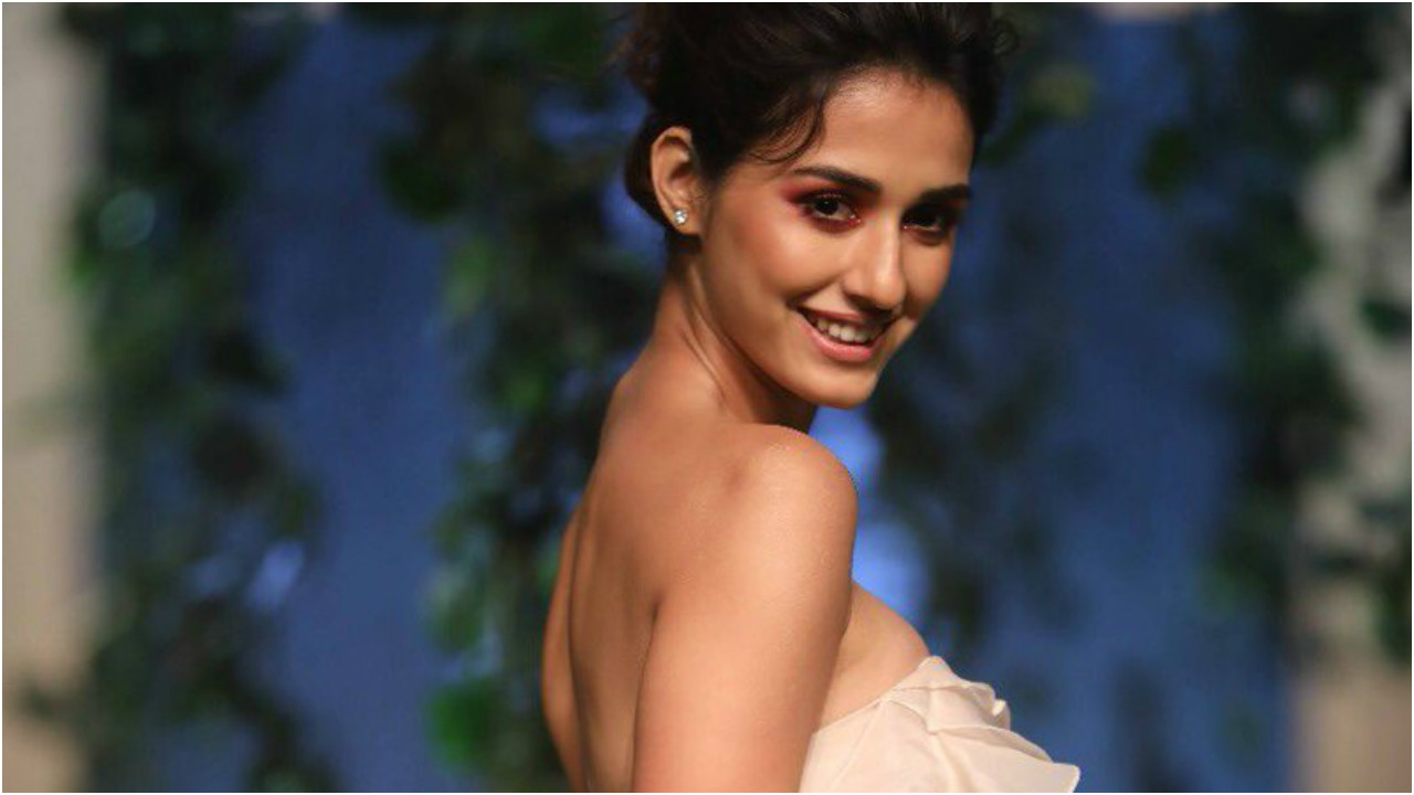 Here's how Disha Patani maintains a balance, juggling between her projects
