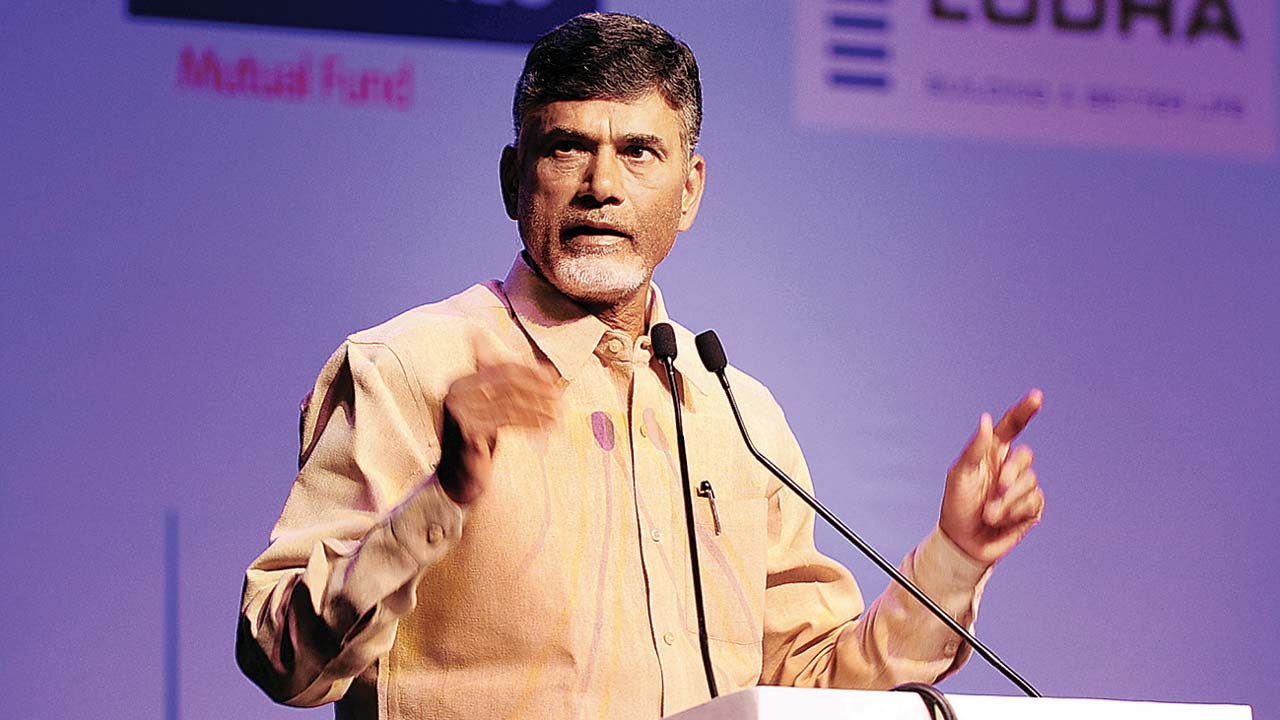 EVMs hacked for BJP: Andhra Pradesh CM Chandrababu Naidu alleges foreign hand