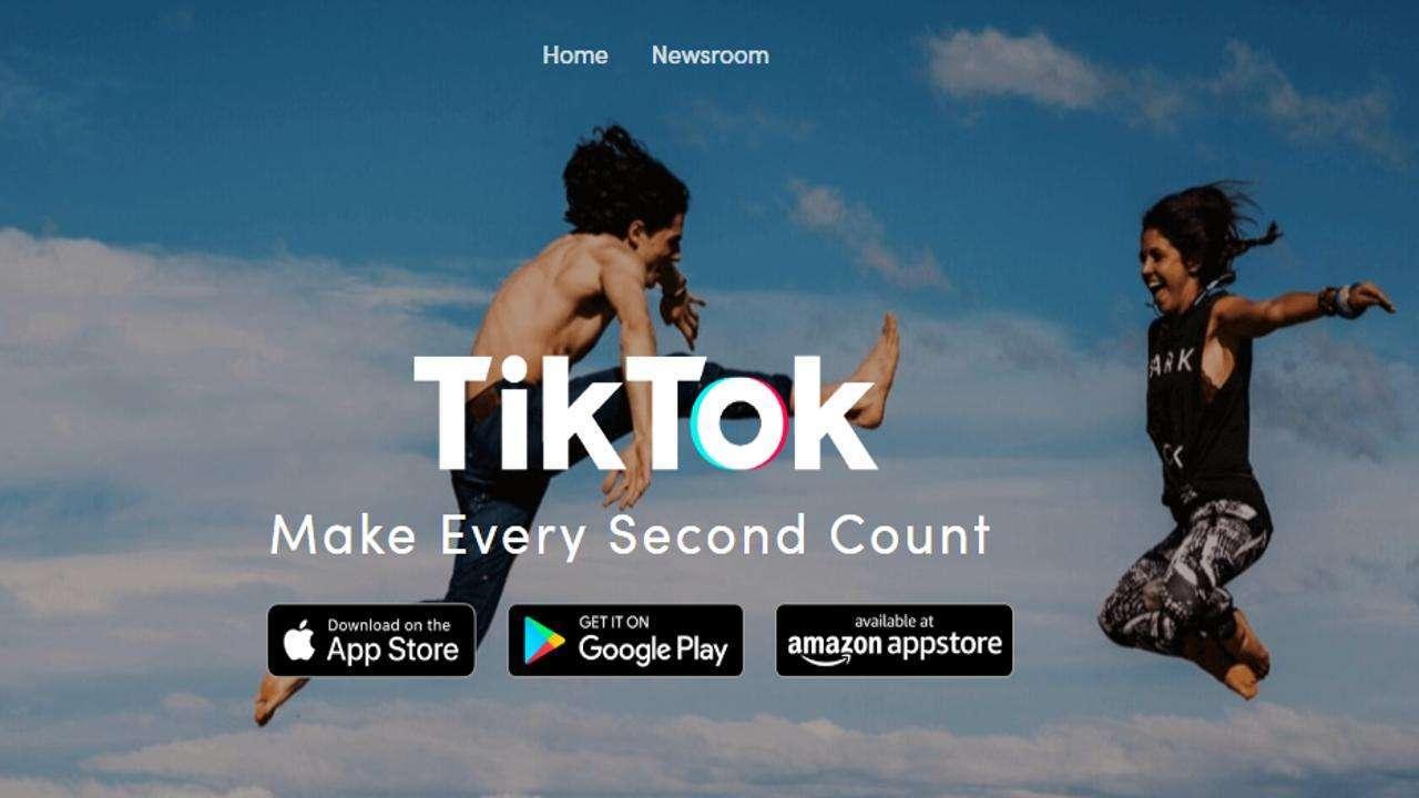 TikTok back on store, terms apply