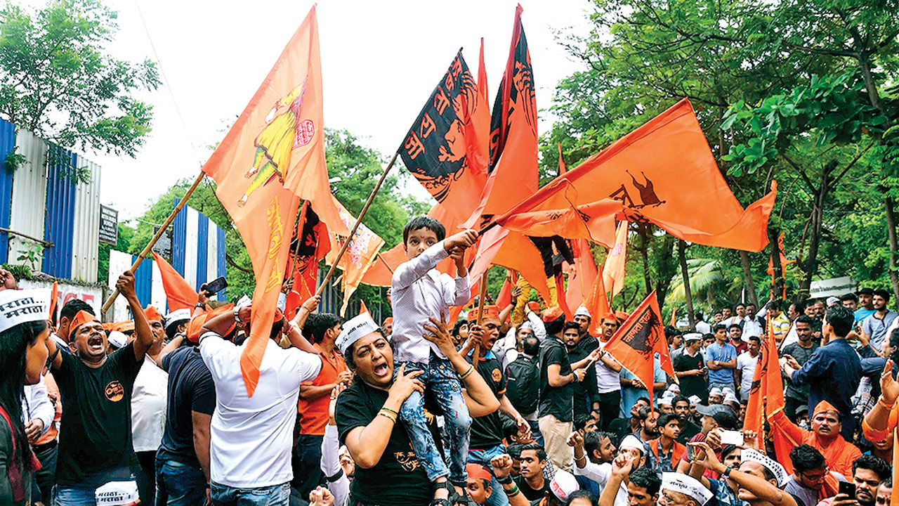 Maratha Kranti Morcha candidate from Thane makes poll promise on affidavit