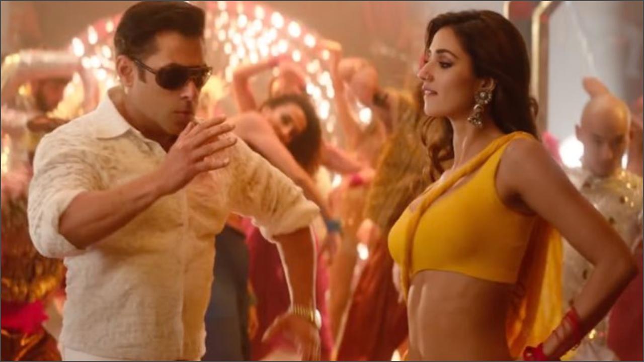 Twitterati goes gaga over Disha Patani on watching 'Slow Motion' teaser from 'Bharat'