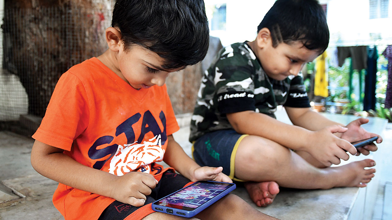 DNA Edit: Screen time for kids - WHO's warning must be taken in all seriousness