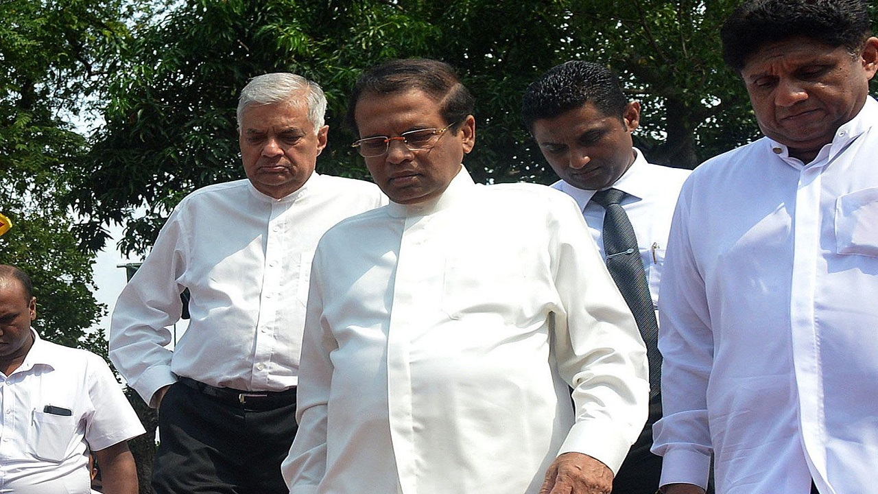Foreign mastermind may be behind easter bombings: Sirisena