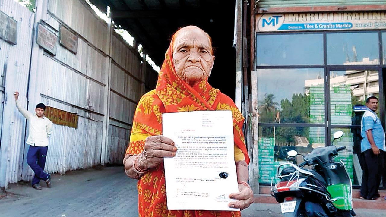 Mumbai: Selfish greed overtook selfless nurturing, says 80-yr-old mother