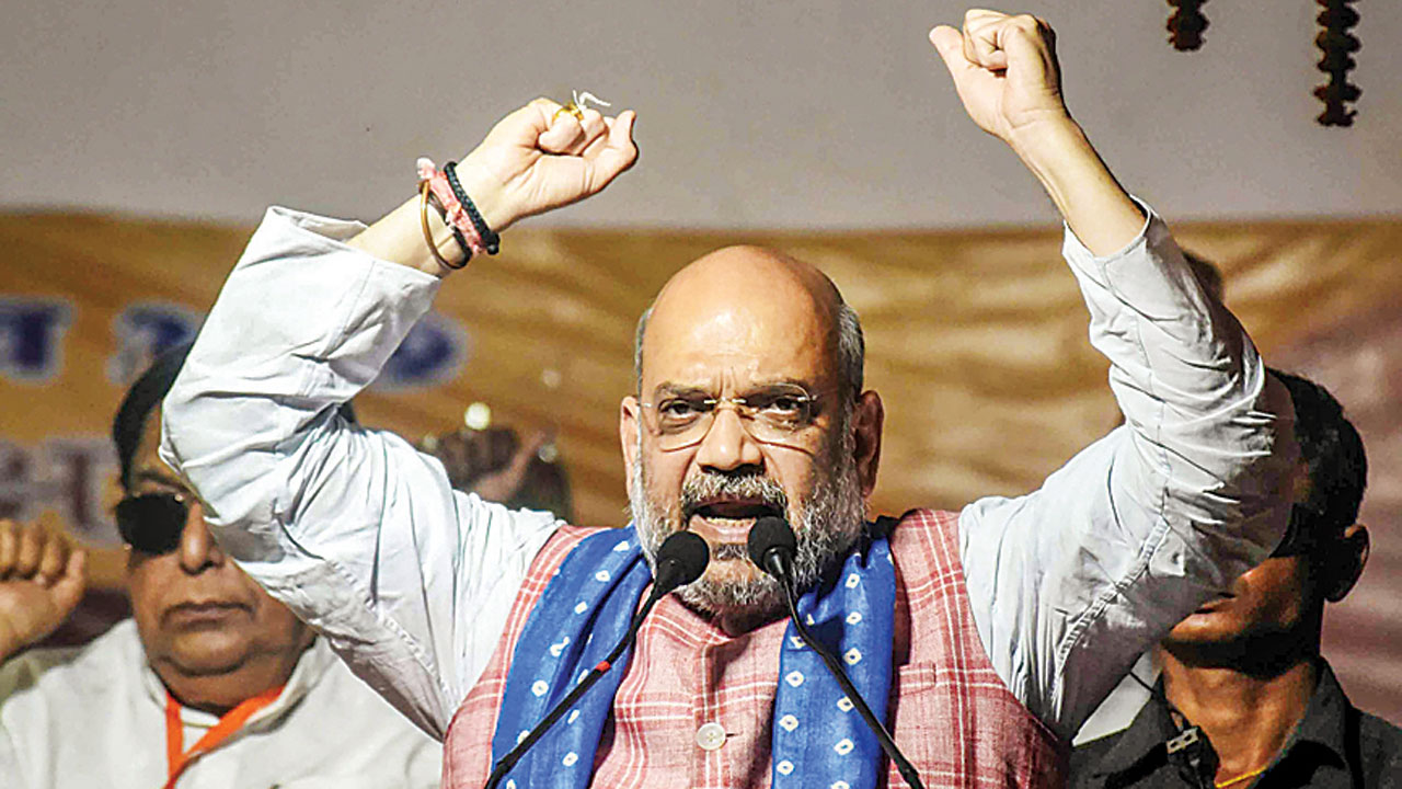 May 23 will tell who Duryodhan, who Arjun, says BJP president Amit Shah