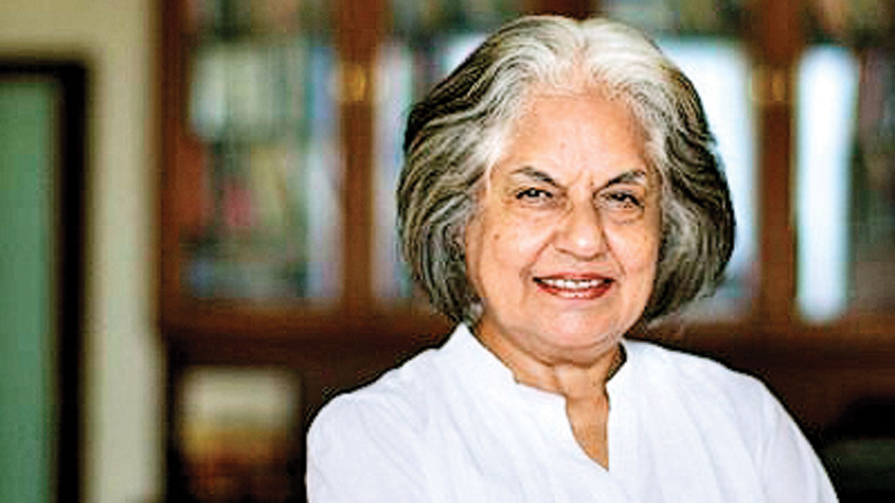 Now, Indira Jaising's law firm in Supreme Court crosshairs