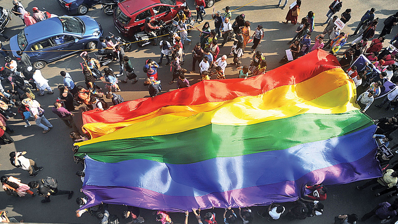 LGBT community members become targets of extortion & blackmail