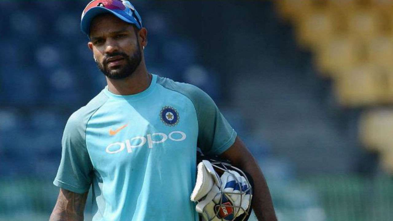 'There is no place for negativity in my life,' says Shikhar Dhawan ahead of World Cup 2019
