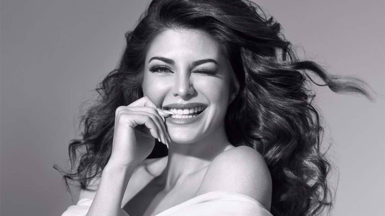 Jacqueline Fernandez shares how to 'actually live your one and only life', Watch BTS video