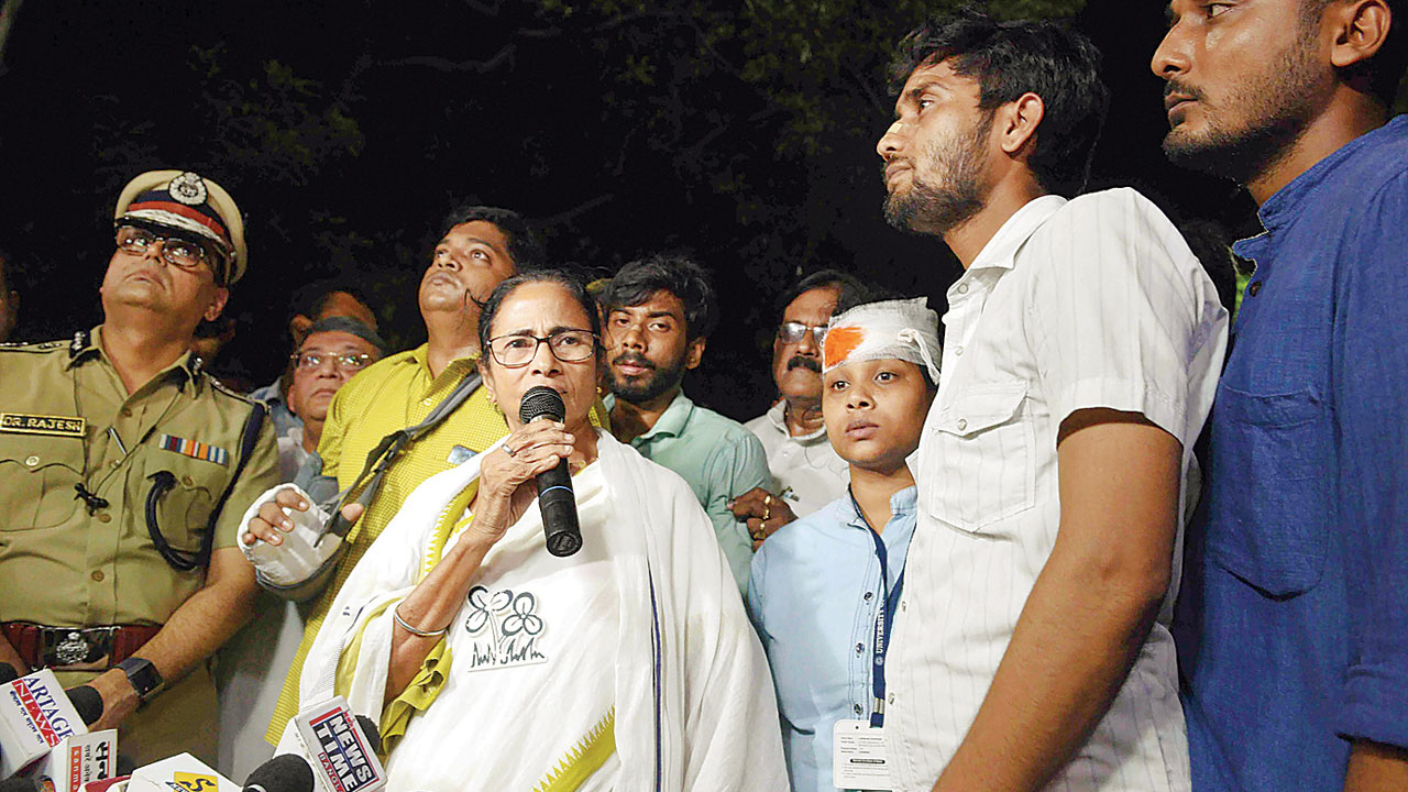 TMC & the land of holy terror