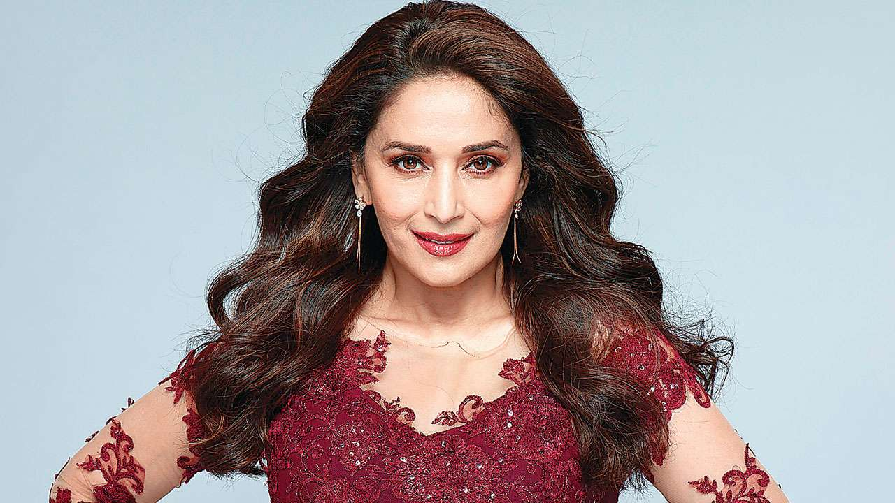 How Madhuri Dixit Nene strikes a balance between being friendly and a modern day mom to her sons