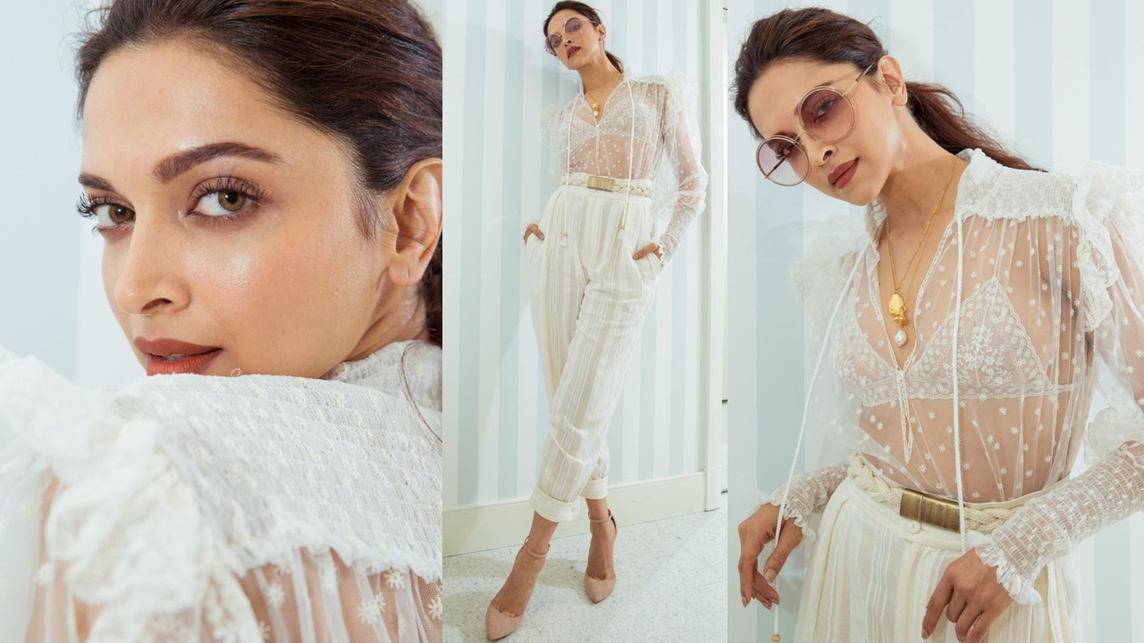 Cannes 2019: Deepika Padukone's all-white ensemble will make you fall in love with her